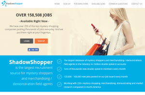 what is shadow shopper