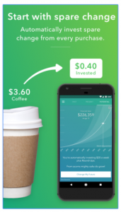 what is the acorns investment app about
