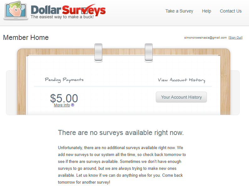 dollar surveys reviews and complaints
