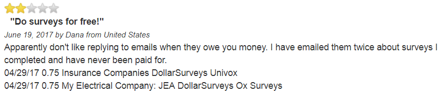 is dollar surveys a scam or legitimate