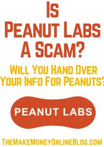is peanut labs a scam