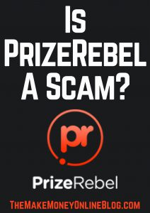 is prizerebel a scam