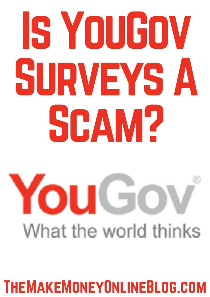 is yougov surveys a scam