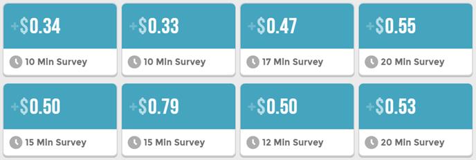 peanut labs surveys