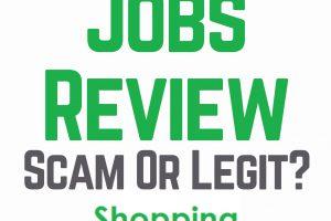 shoppingjobs.com review