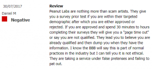 what is peanut labs reviews