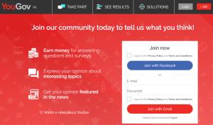 yougov surveys review scam legit