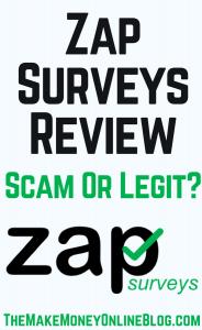 Is Zap Surveys A Scam Legit Review