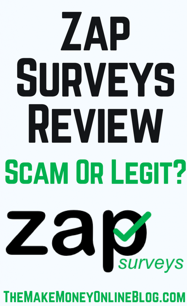 Is Zap Surveys A Scam Legit Review