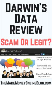 darwins data review scam legit