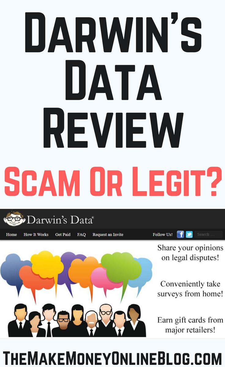 darwins data review scam legit