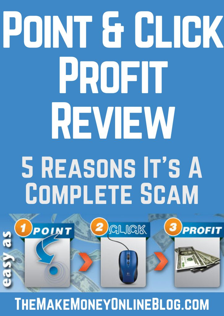 is point and click profit a scam