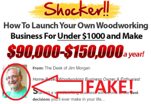 wood profits is a scam