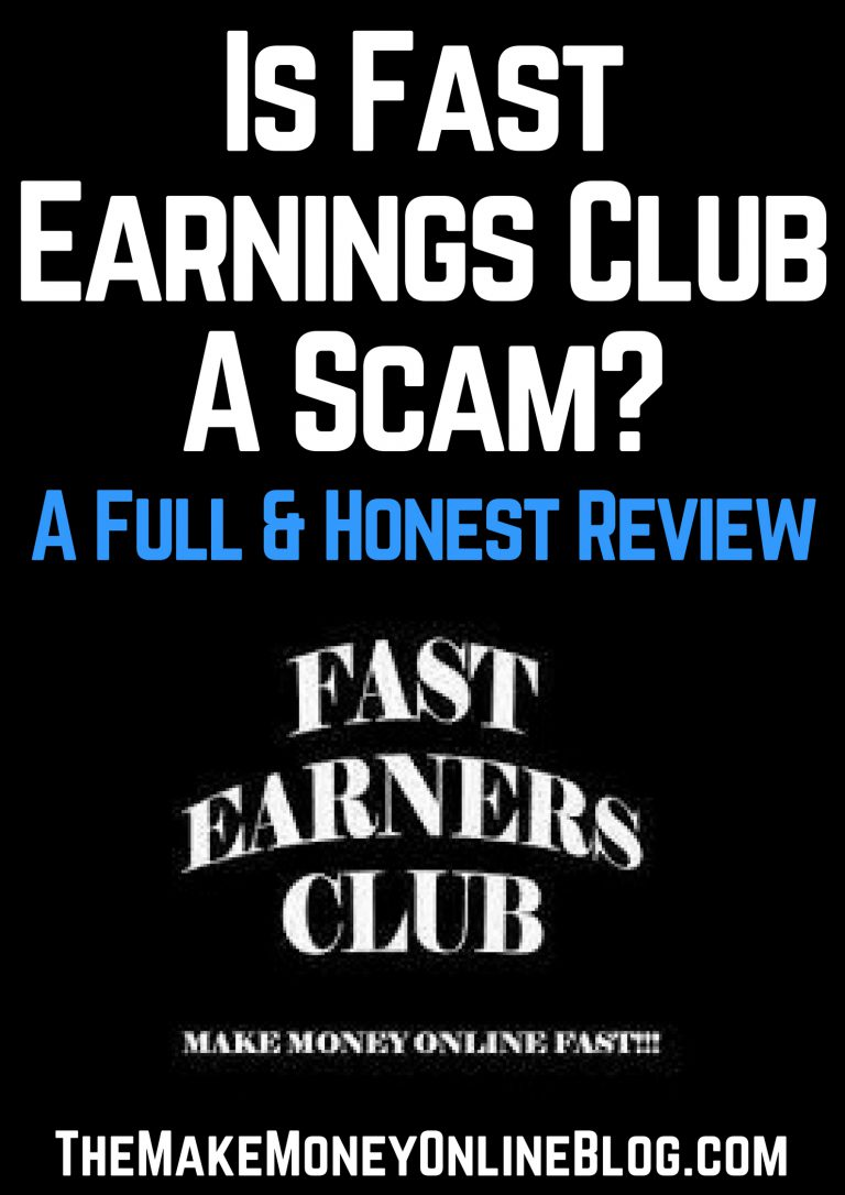 is fast earnings club a scam
