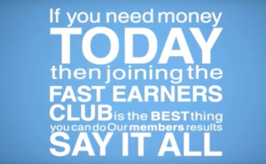 make money with the fast earners club