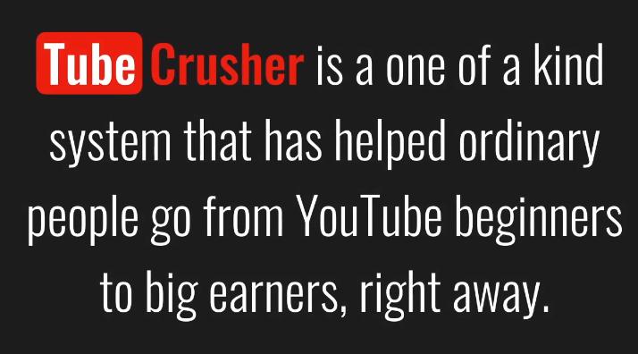 tube crusher scam legit review
