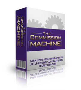 what is the commission machine about