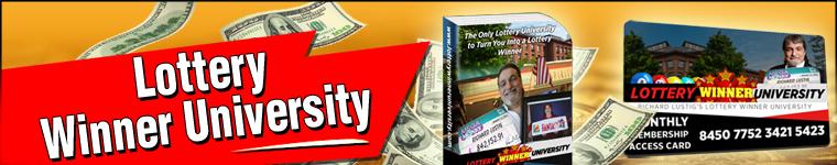 lottery winner university is a scam