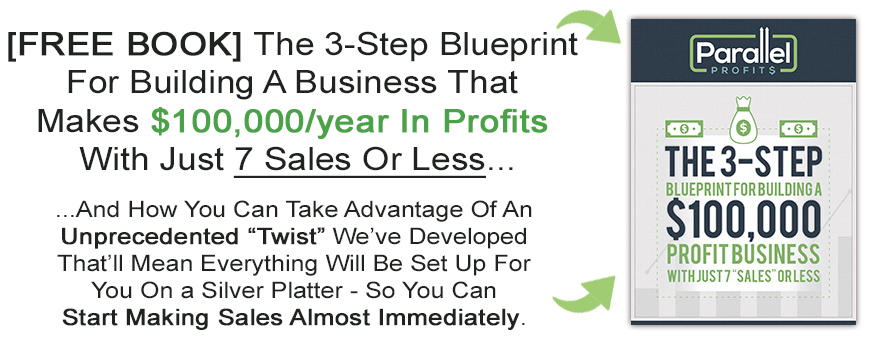 parallel profits review free blueprint ebook