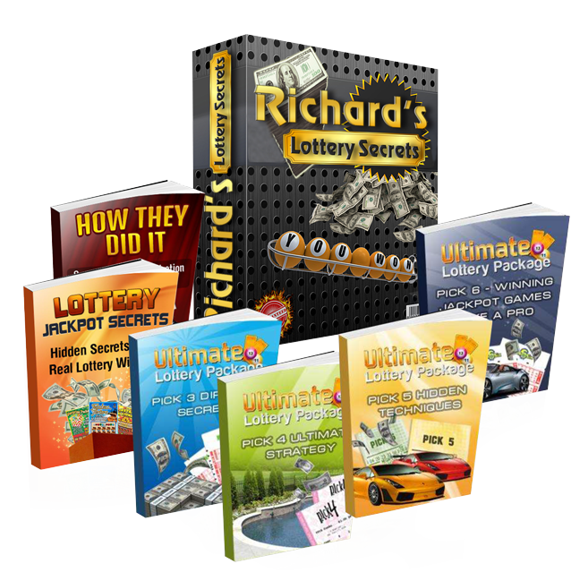 what is richards lottery secrets about