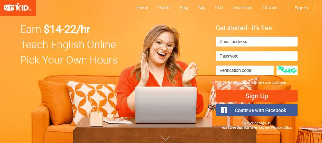 what is vipkid