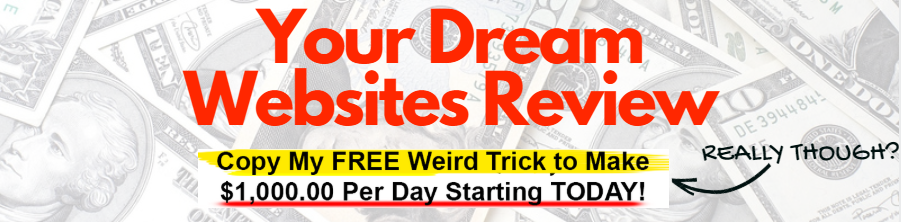 your dream websites review