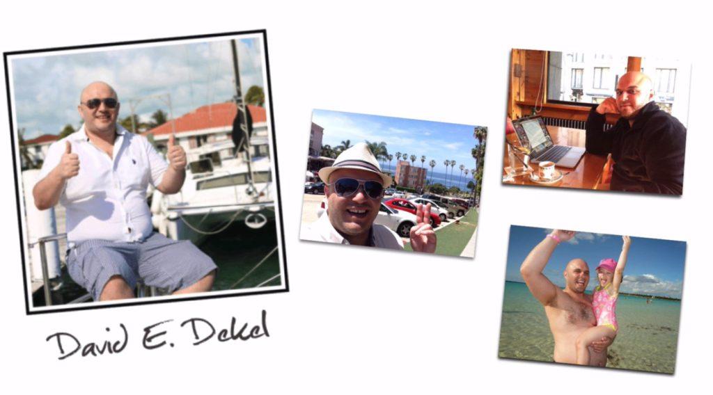 who is david dekel