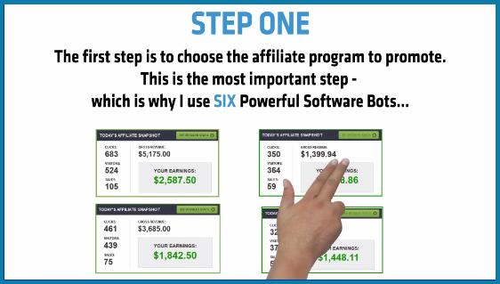 how affiliate bots work