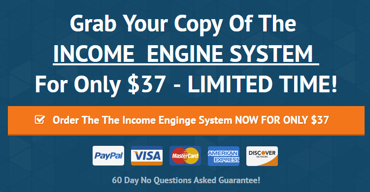 how much is the income engine system