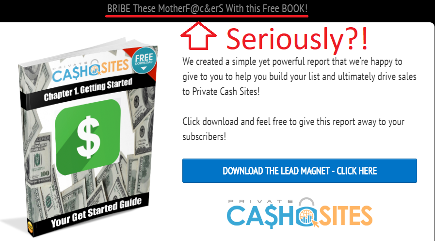the private cash sites scam review