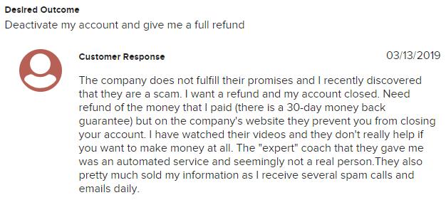 amazing rapid cash reviews and complaints