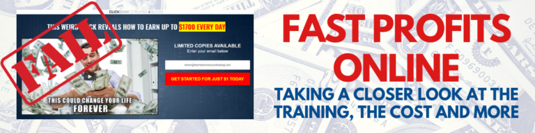 fast profits online review