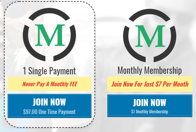 partner with anthony membership costs and pricing