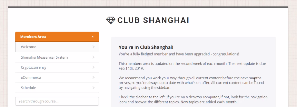 club shanghai scam