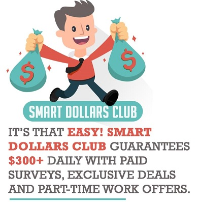 why Smart Dollars Club Is A Scam
