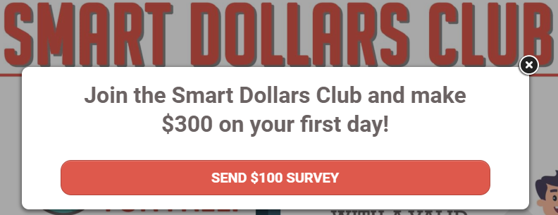 smart dollars club scam review