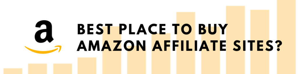what is the best place to find done for you amazon affiliate websites for sale