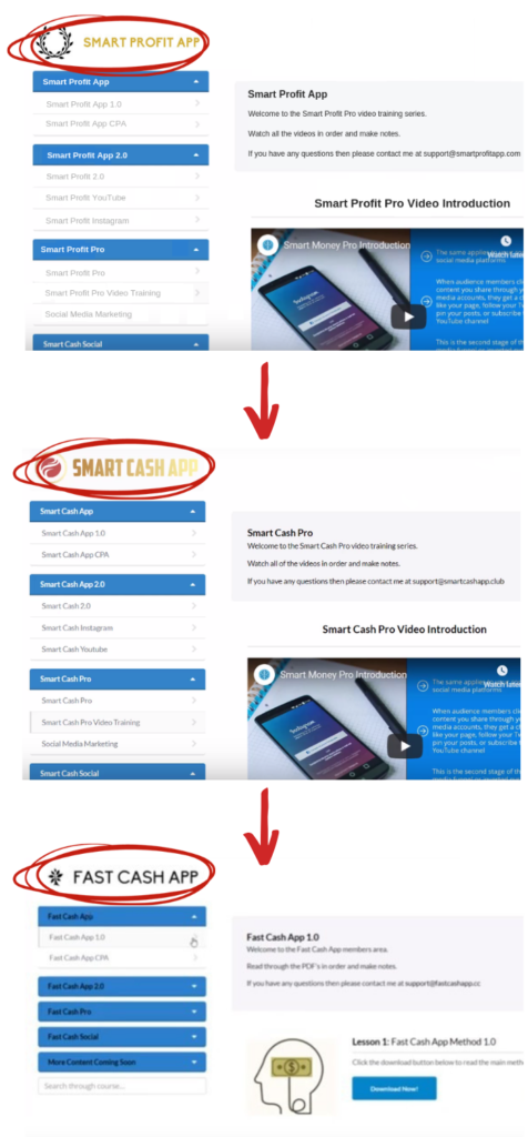 why smart project app is a scam