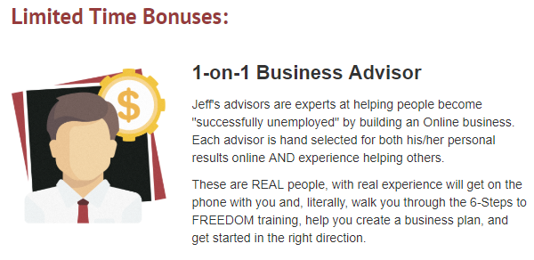 jeff lerners business advisors