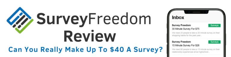 survey freedom review is survey freedom a scam or legit