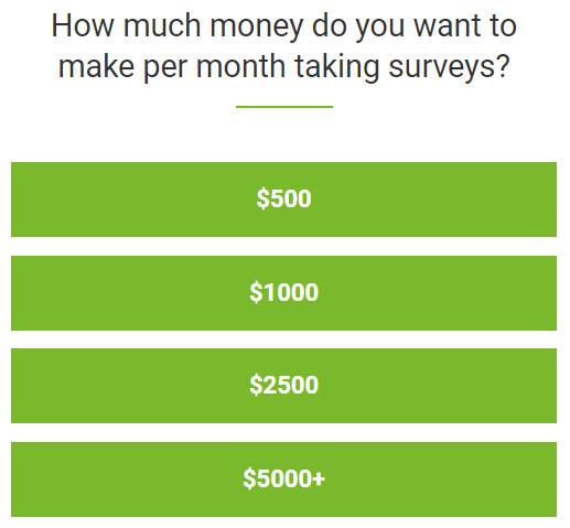 survey freedom scam