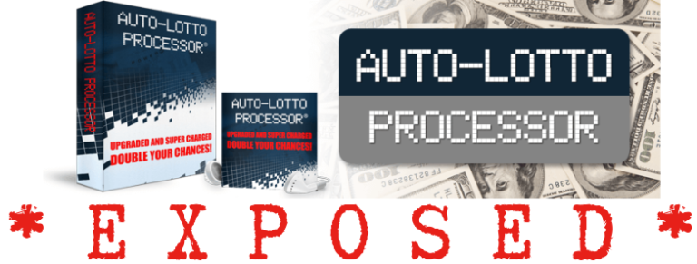 auto lotto processor scam review