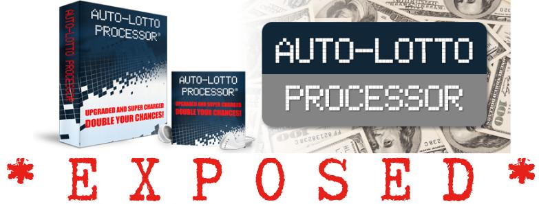 the auto lotto processor scam review