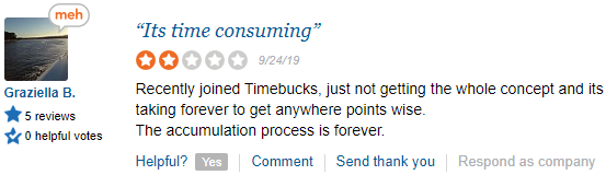 timebucks reviews and complaints