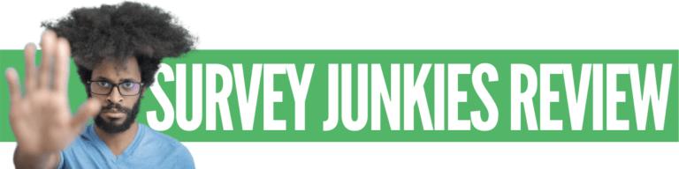 Survey Junkies Review Scam