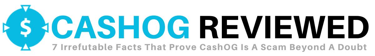 cashog review scam or legit