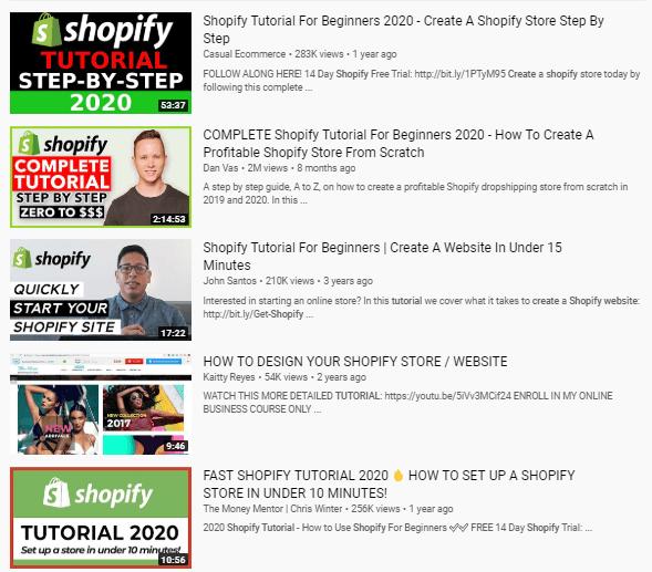 Biaheza Tutorial Youtube Alternatives