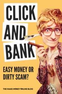 Click And Bank Review Scam Or Legit