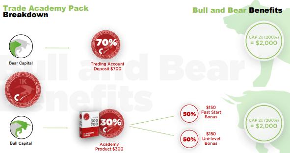 Cash FX Group Pack Breakdown