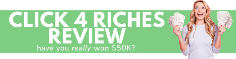 Click 4 Riches Review Scam